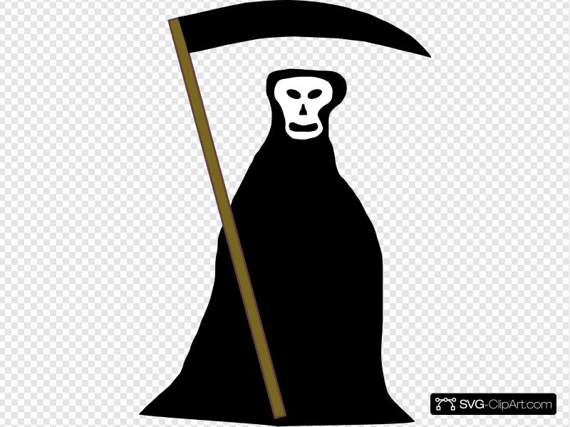 Death Clip art, Icon and SVG.