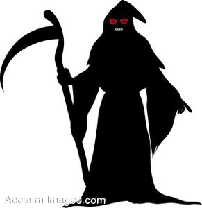 Death Free Clipart.