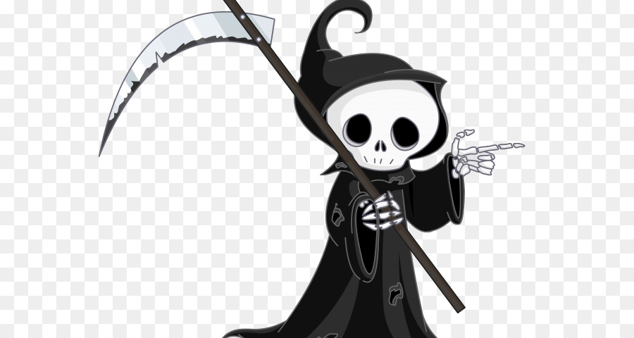 Death Cartoon png download.