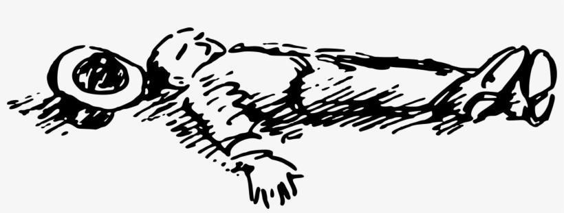 Cadaver Human Body Drawing Death Body Bag.