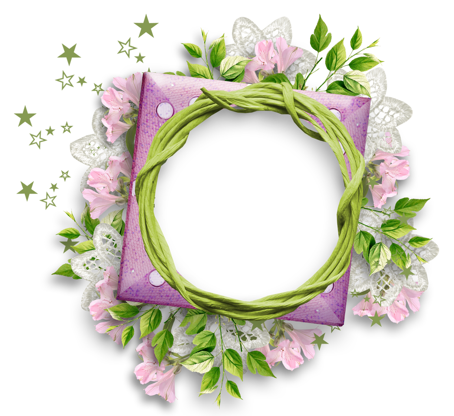 Death Photo Flower Frames Png images collection for free download.