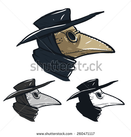 Clip Art Doctor Mask Clipart.