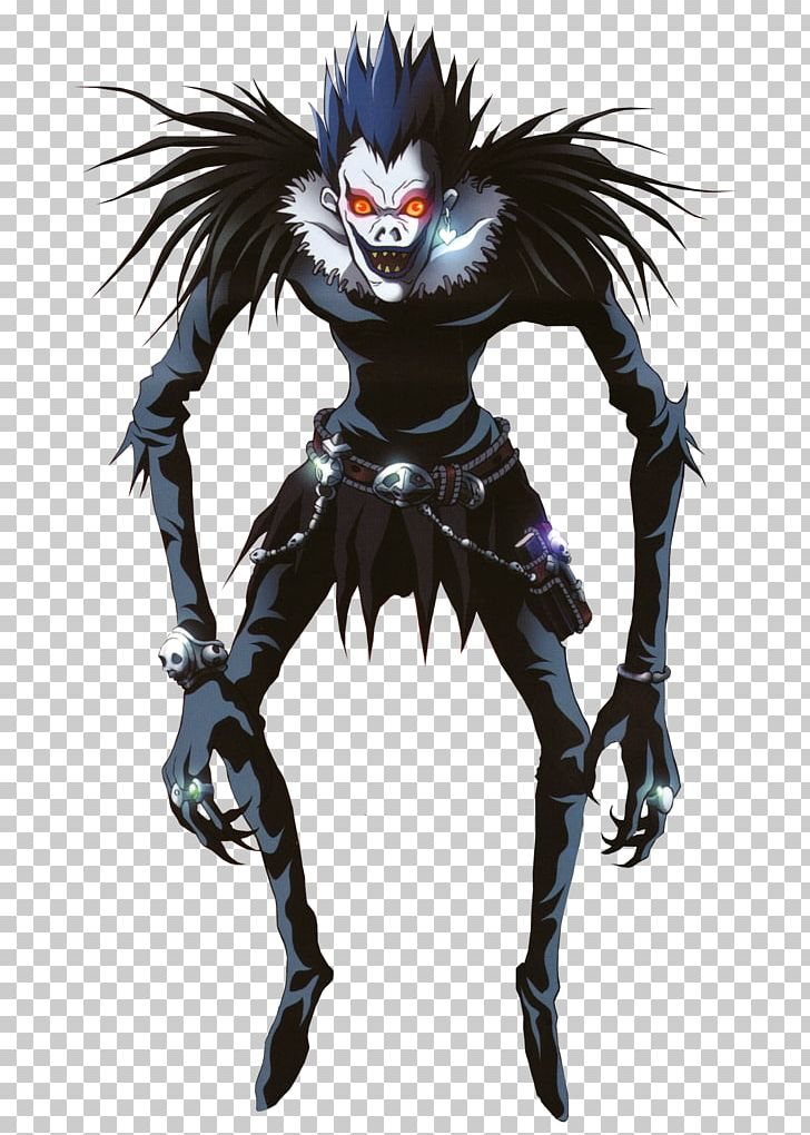 Ryuk Light Yagami Mello Death Note Character PNG, Clipart.