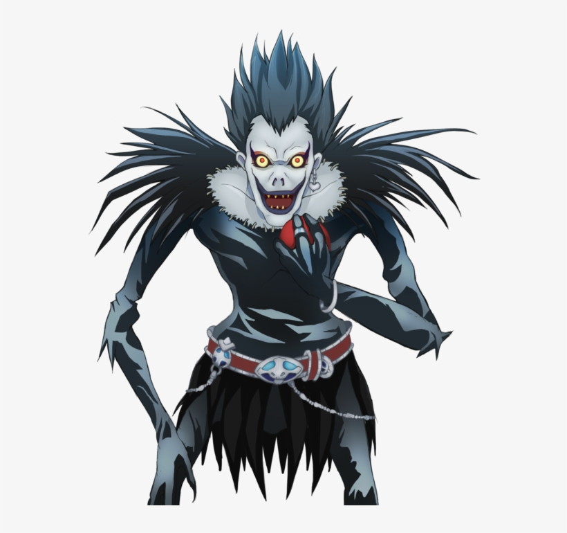 Ryuk Death Note Png & Free Ryuk Death Note.png Transparent.