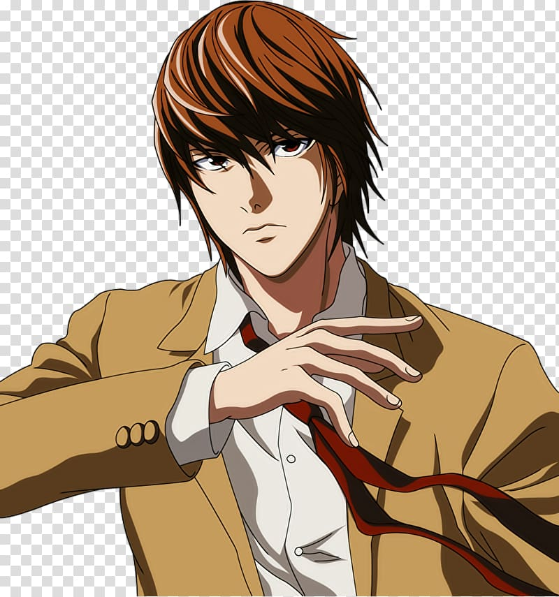Light Yagami Death Note Another Note: The Los Angeles BB.
