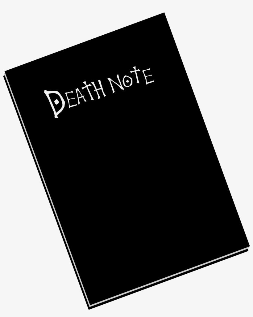 Death Note PNG & Download Transparent Death Note PNG Images for Free.
