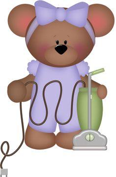 Bear clipart, Teddy bears and Bears on Pinterest.