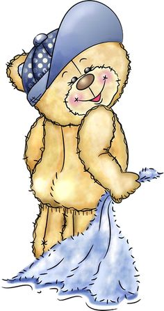 Bear clipart, Teddy bears and Bears on Pinterest.
