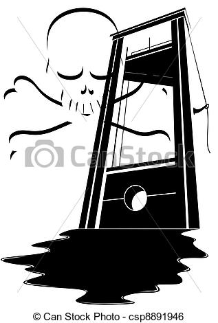 Death Penalty Clipart.