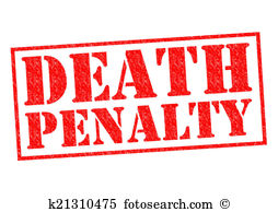 Death penalty Illustrations and Clip Art. 126 death penalty.