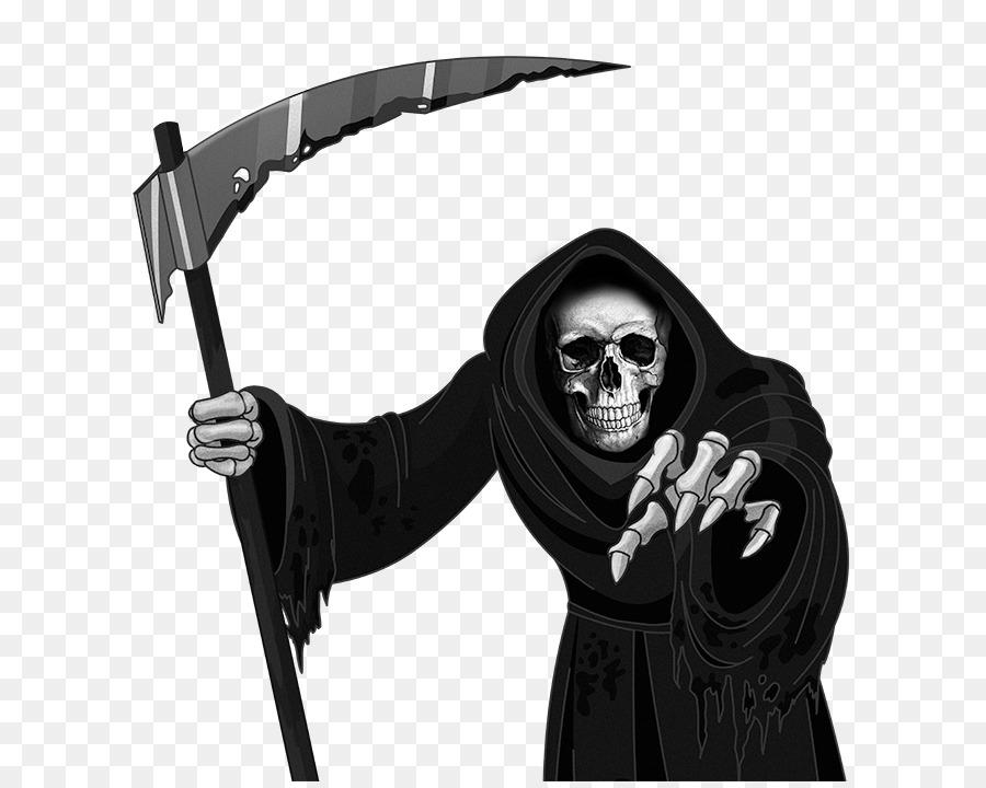 Death Cartoon png download.