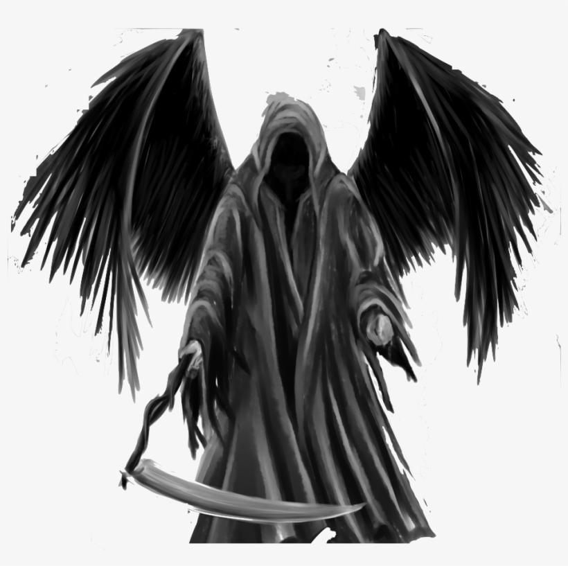 Angel Of Death Png Transparent PNG.