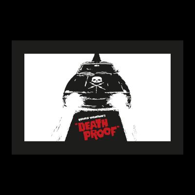 Death Proof vector logo.