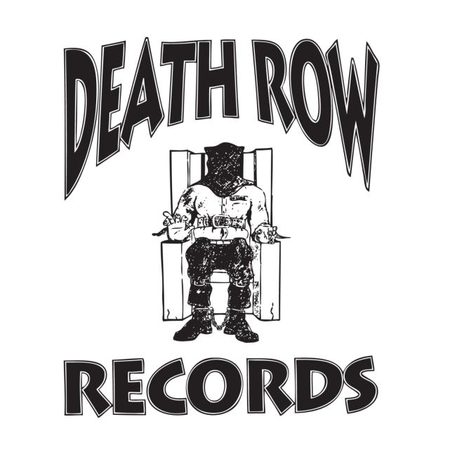Death Row Records Font.