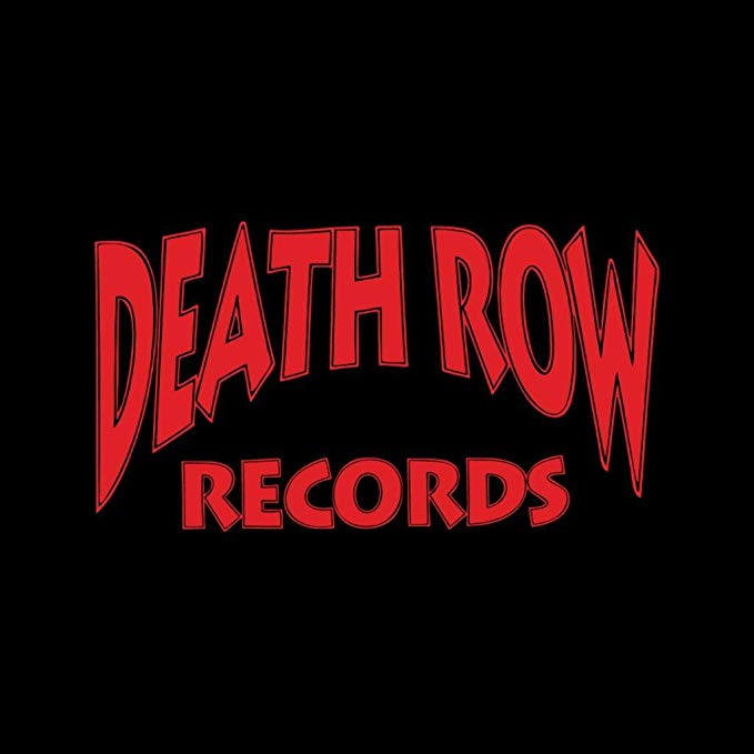 Death Row Records Logo Red Women\'s T.