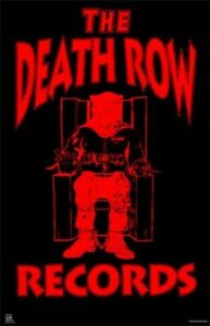 Details about DEATH ROW RECORDS LOGO POSTER.