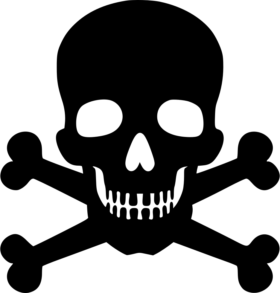 Human skull symbolism Skull and crossbones Symbols of death.