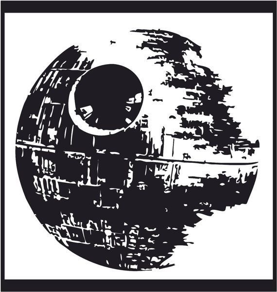 Star wars death star clipart 1 » Clipart Portal.