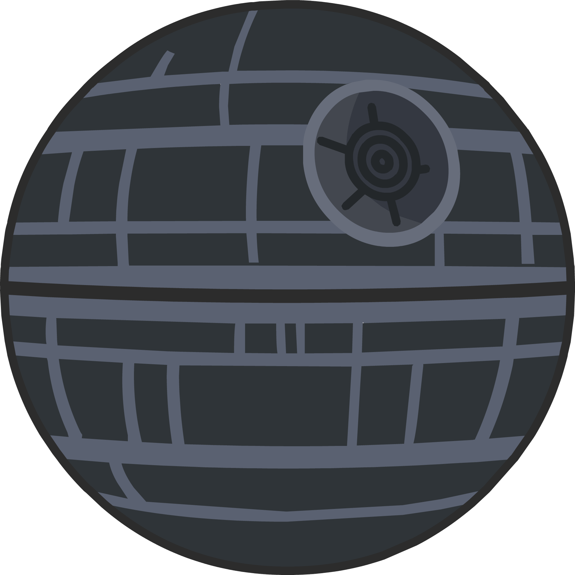 Anakin Skywalker Han Solo Death Star Star Wars Drawing.