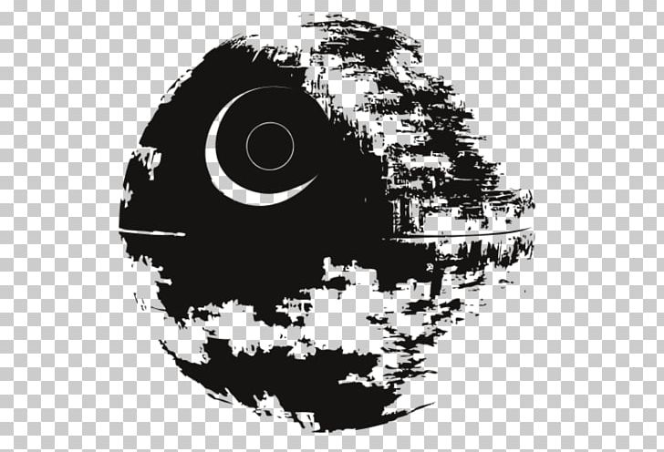 Death Star Boba Fett Wall Decal Star Wars PNG, Clipart.