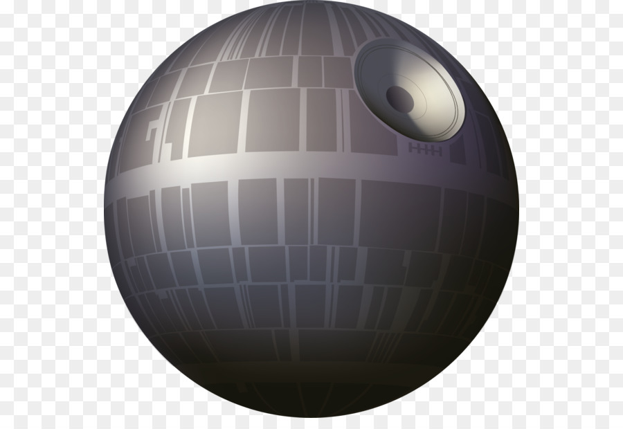 Death Star Background png download.