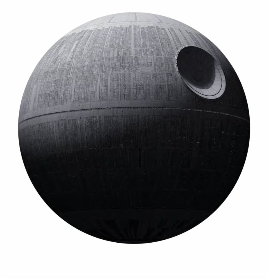 Star Wars Death Star Png.