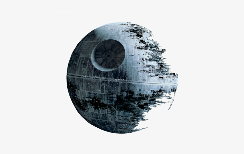 Death Star 2 Png Graphic.
