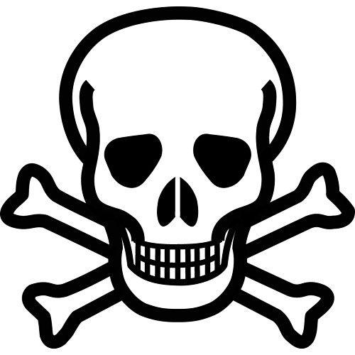 Showing post & media for Deaths symbol.