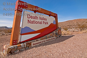 death valley national park sign clipart & stock photography.