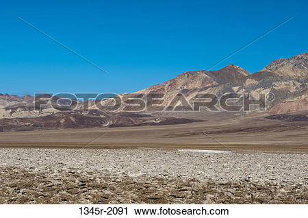 Stock Photography of USA, California, Death Valley National Park.
