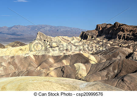 Death Valley Clipart.