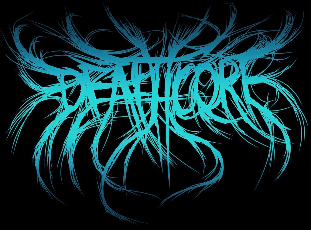 Deathcore Logos.