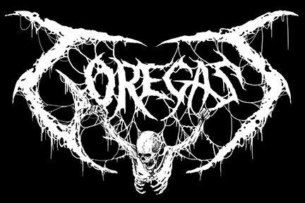 deathcore band logo.