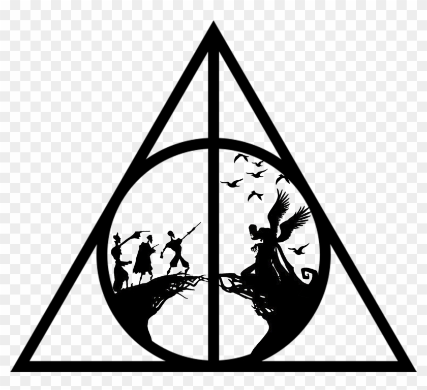 Deathly Hallows, Third, Darth Vader, Brother, Sibling.