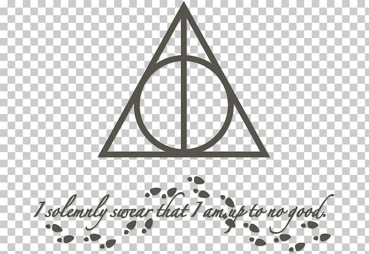 Harry Potter and the Deathly Hallows Hermione Granger Symbol Decal.