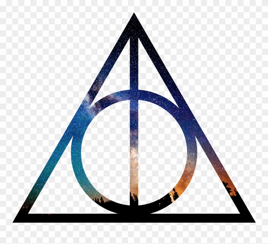 Harry Potter And The Deathly Hallows Clipart.