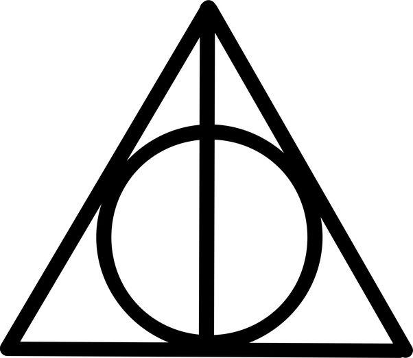 JK Rowling reveals inspiration for the Deathly Hallows.