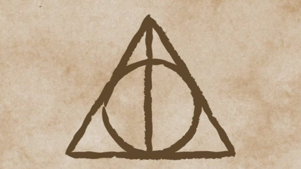 JK Rowling reveals the inspiration for the Deathly Hallows.