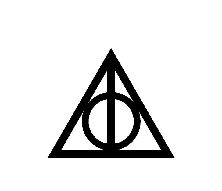 I don\'t get why the deathly hallows symbol is idolized.