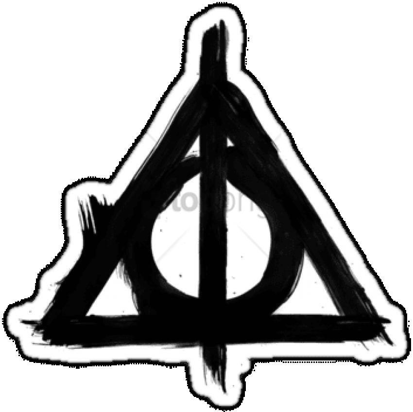 the deathly hallows symbol rebelcollective ۼ portfolio.