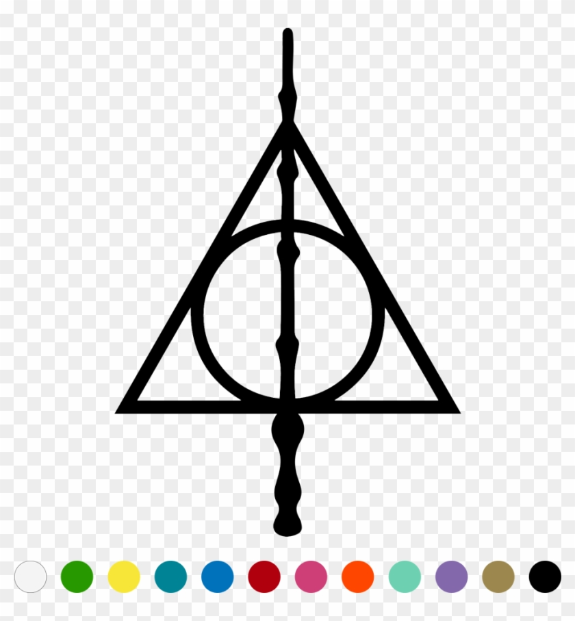 Deathly Hallows Png.
