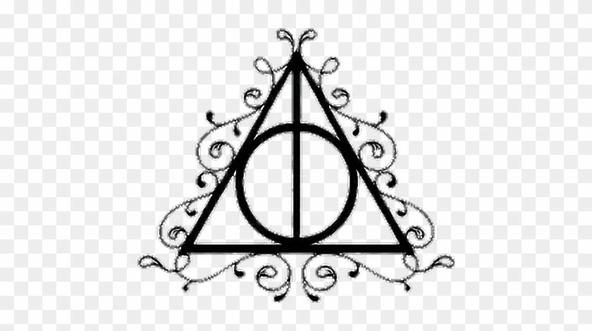 tumblr #harry Potter #potter #blackandwhite #reliquias.