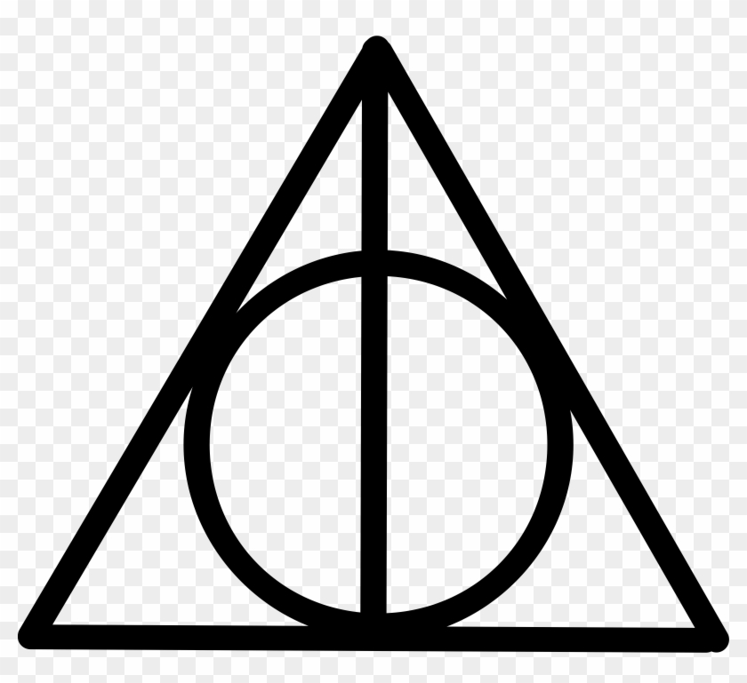 Harry Potter Clipart Deathly Hallows.