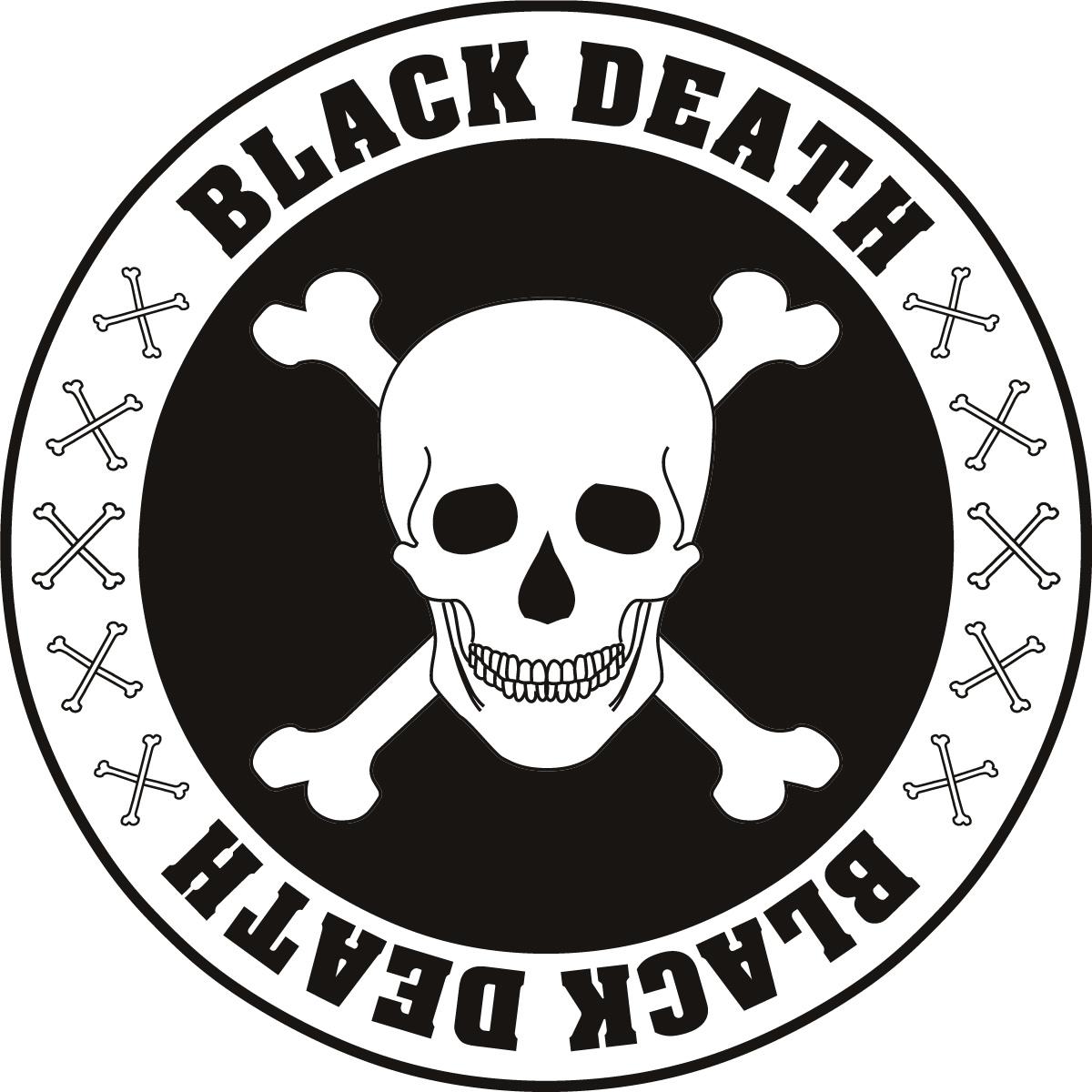 Death skull clipart.