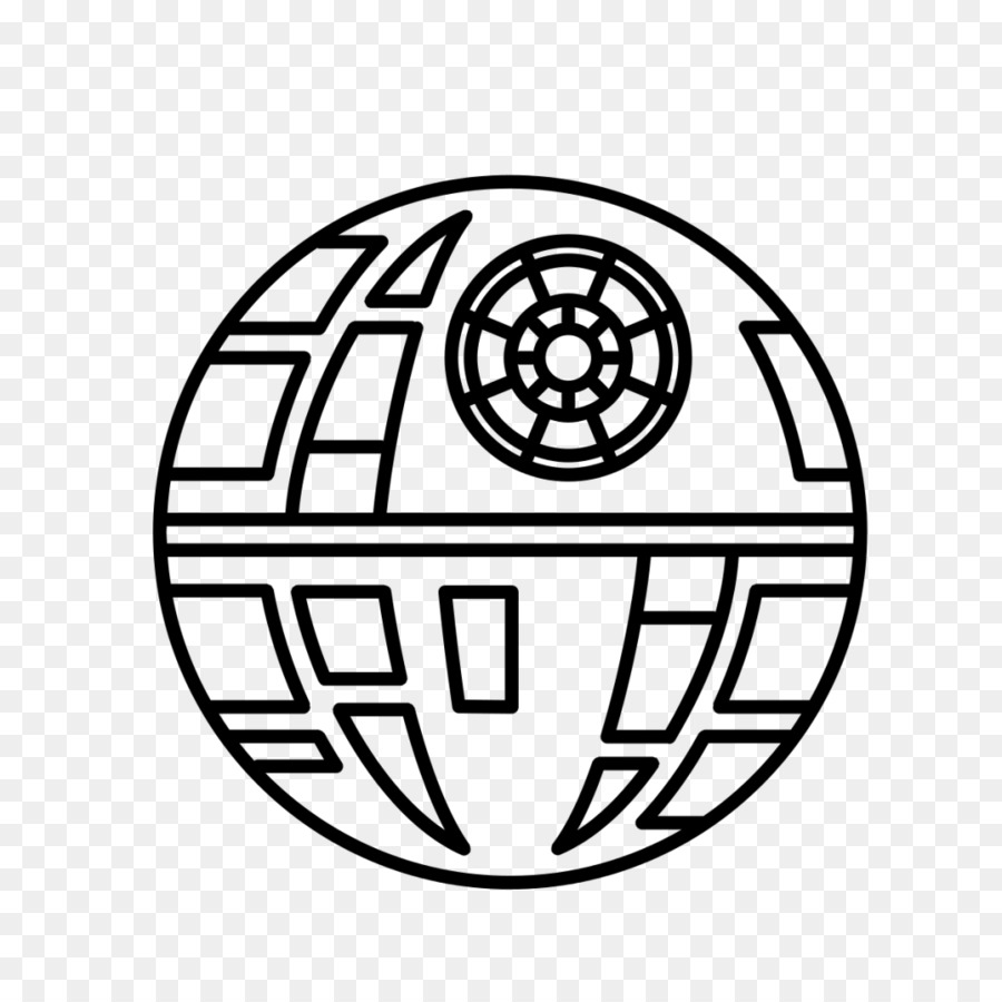 Free Death Star Silhouette, Download Free Clip Art, Free.