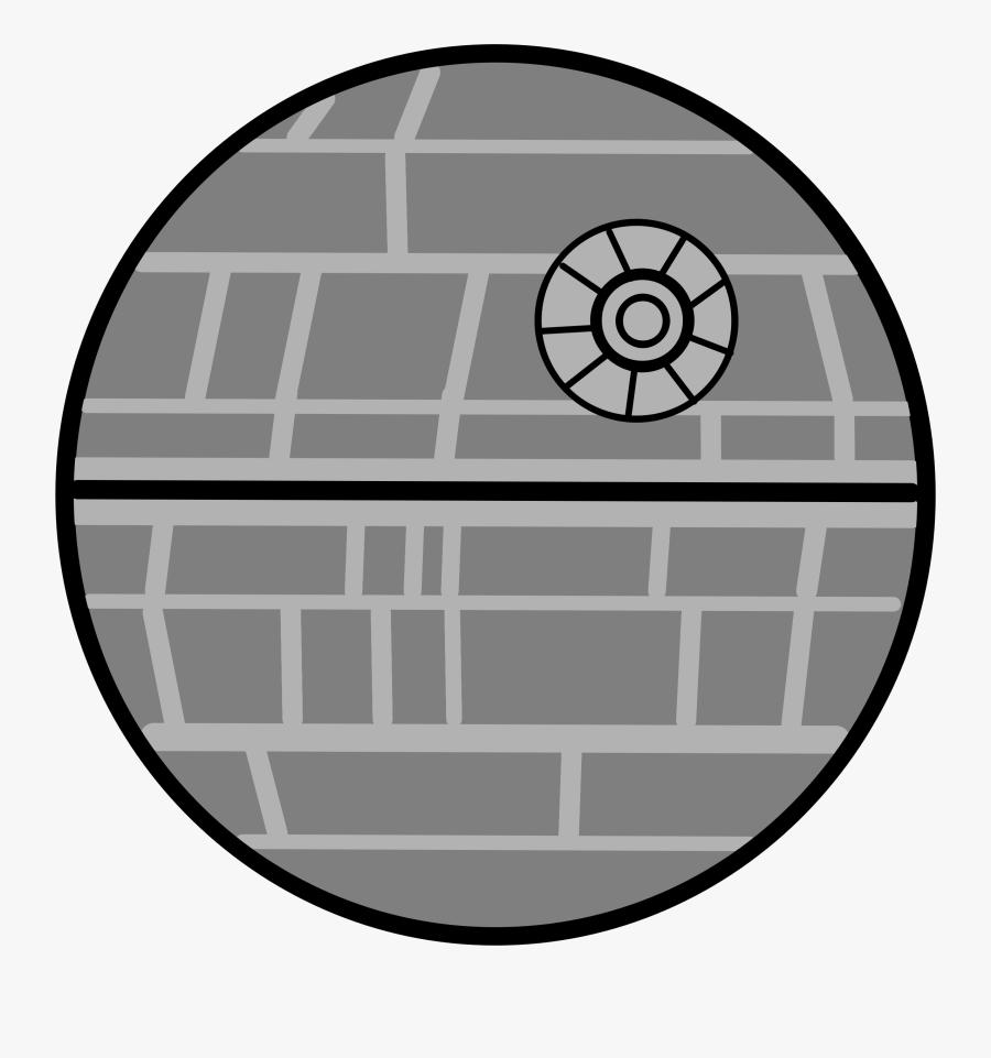Death Star Clip Art.