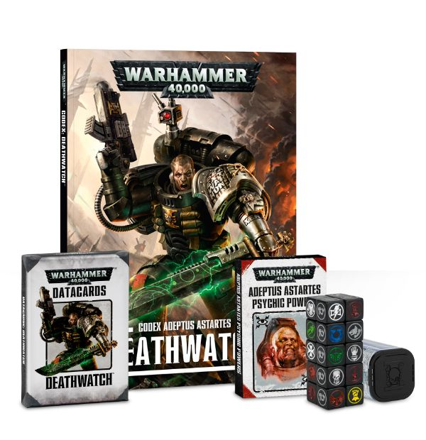 Deathwatch Codex.