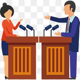 Debate Png, Vectors, PSD, And Clipart Fo #120722.