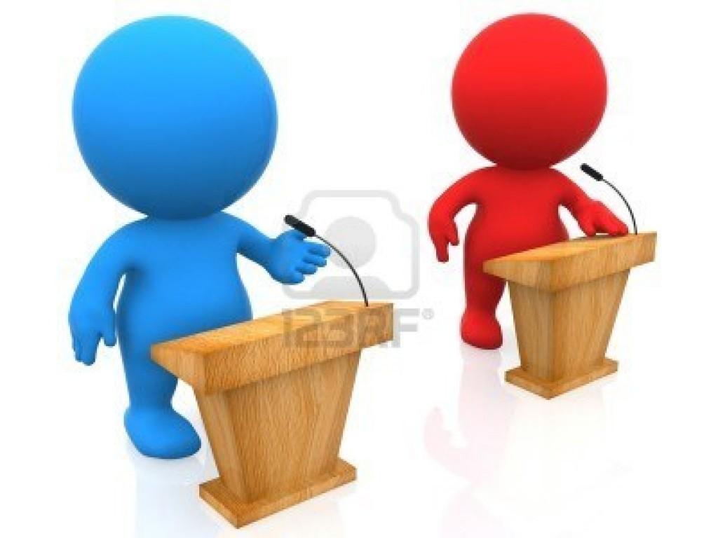 Debate Clip Art N13 free image.