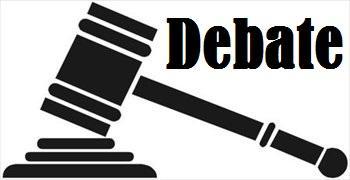 Debate clipart #14